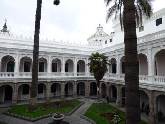 Historisch centrum Quito, Ecuador