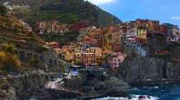 Nationaal Park Cinque Terre