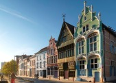 Sint-Jozef, Den Duivel en 't Paradijs op de Haverwerf
