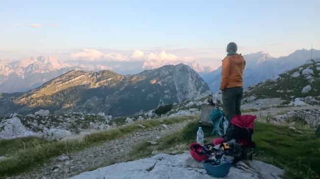 Slovenië in de zomer