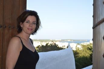 Lisette op Ibiza