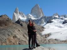 Hike naar Fitz Roy, Argentinië