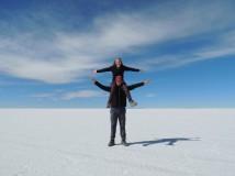Salari de Uyuni, Bolivia