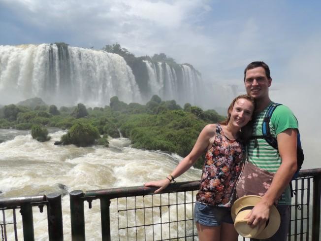 Watervallen van Iguazu, Brazilië