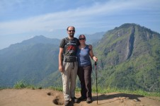 Little Adam's Peak - Backpackjunkies