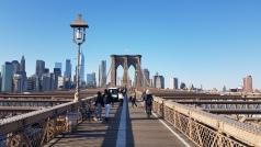 New York Brooklyn Bridge - Backpackjunkies