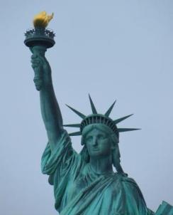 vrijheidsbeeld NY