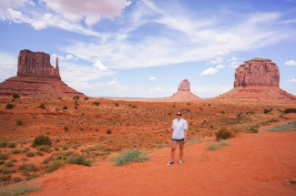 Just Go Global - Reisblogger Kimberley - Monument Valley