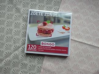 Bongo-bon 'Zoete zonde'
