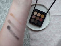 Mac Eye Shadow x9 Semi-Sweet Times Nine - Swatches