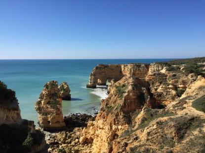 De Seven Hanging Valleys Trail (Algarve Portugal)
