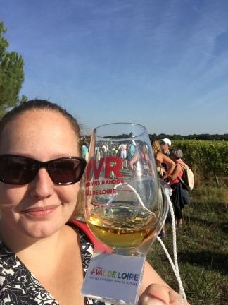 Wijnwandelen in de Loire