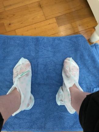 Foot peeling pack van Kocostar