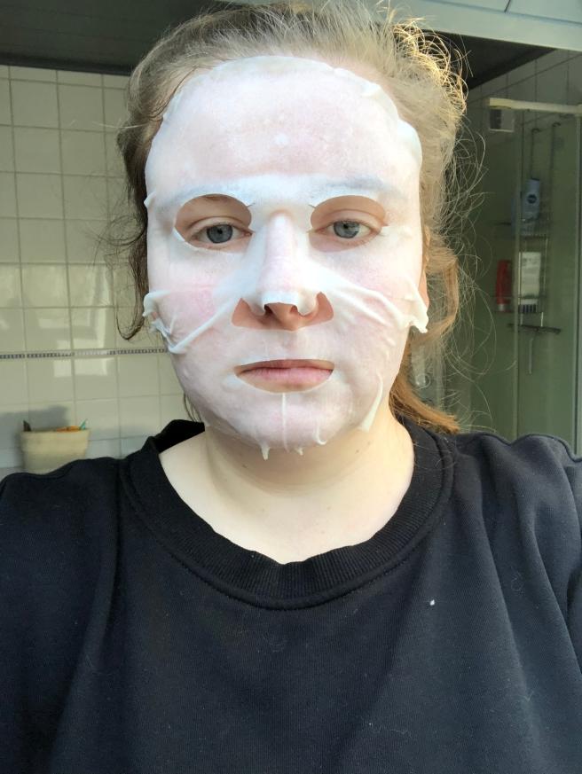Skin Active Hydra Bomb Tissue Mask van Garnier