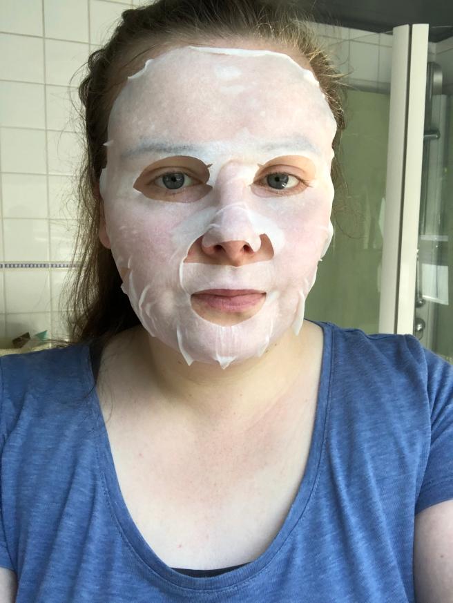 Skin Active Hydra Bomb Ultra Hydraterend & Regulerend Tissue Mask van Garnier