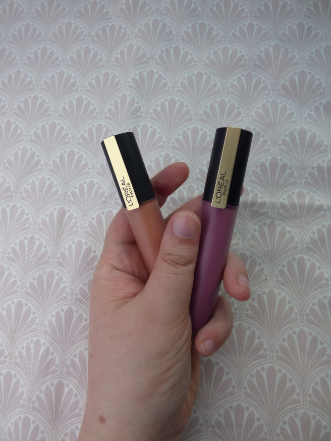 Rouge Signature Matte Color Ink Liquid Lipsticks van L'Oréal Paris