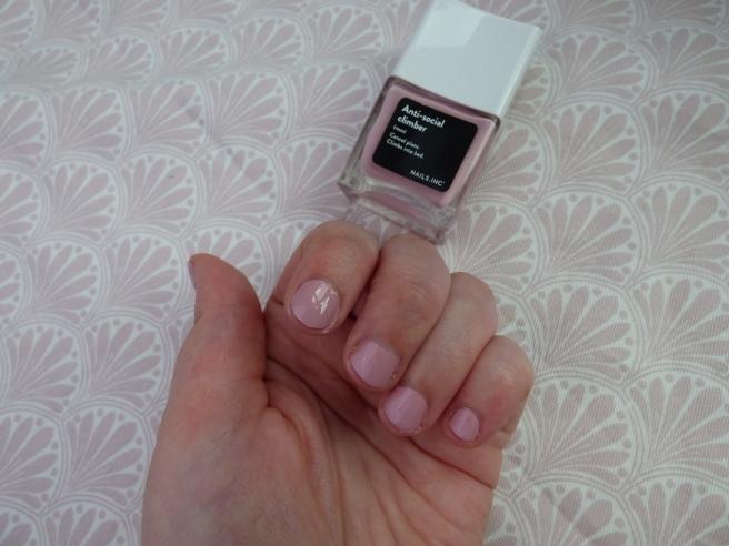 Nagellak van Nails Inc