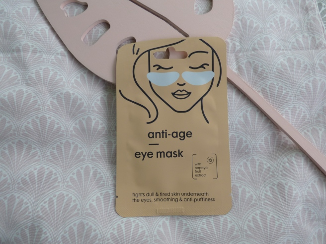 Anti-Age Eye Mask