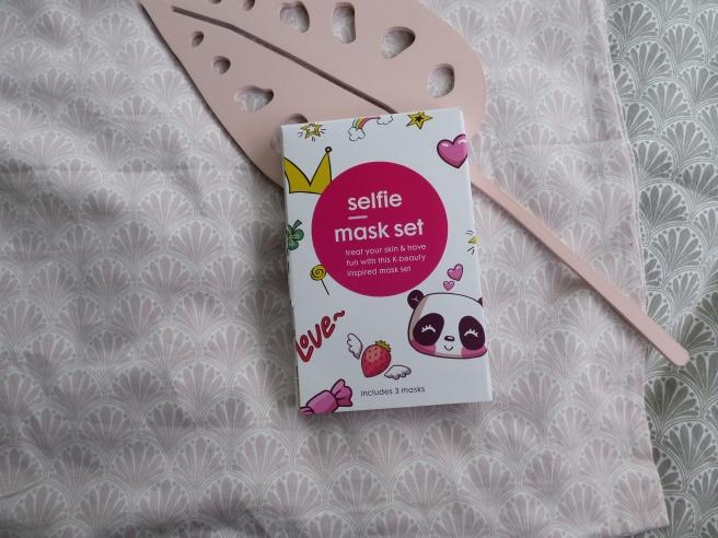 Selfie Mask Set