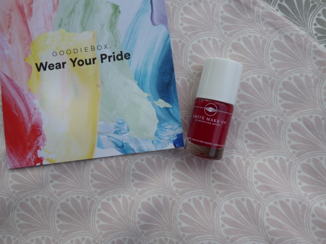 Wat zit er in de Wear Your Pride Goodiebox