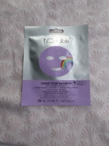 Chase Your Rainbow Brightening Sheet Mask van INC.redible