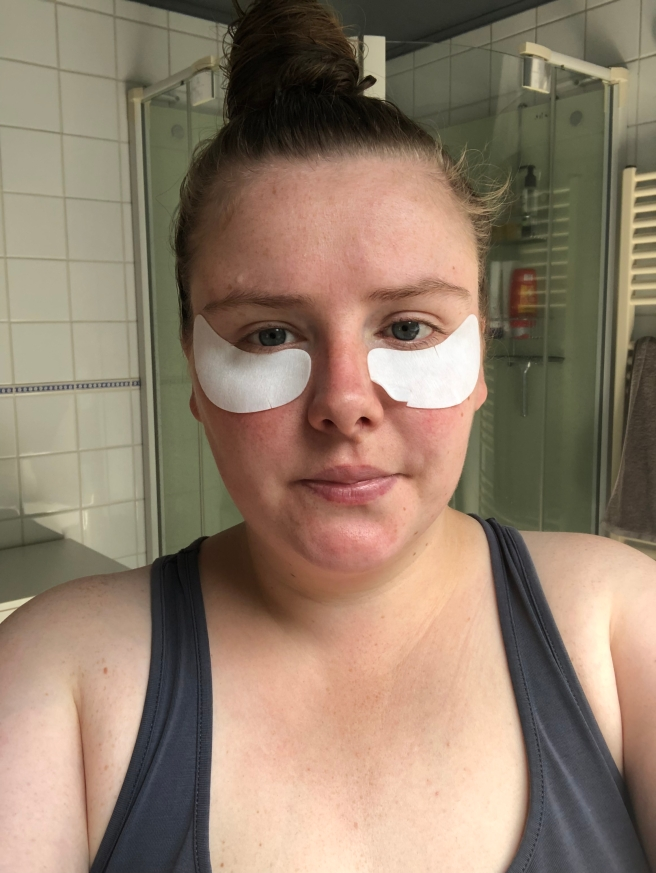 Anti-Age Eye Mask van Hema