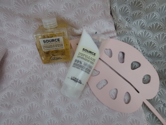 Source Essentielle Daily Duo Shampoo en Conditioner van L'Oréal