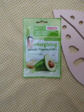 Energizing Tisue Masker van Kruidvat