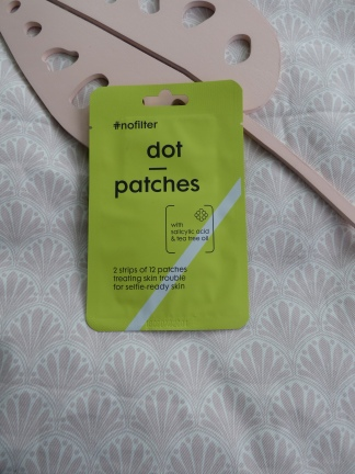 #nofilter Dot Patches van Hema
