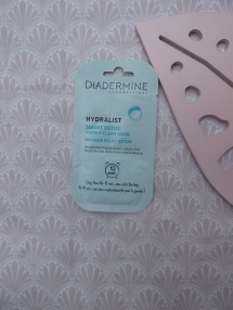 Hydralist Smart Detox Purely-Clean Mask van Diadermine