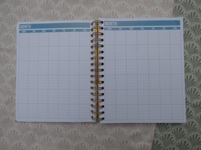 Starten met plannen met een Mascha planner