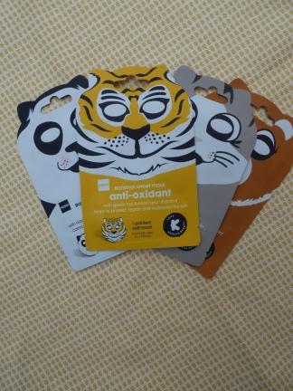 Anti-Oxidant Tiger Mask van Hema
