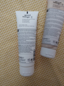Almond Body Scrub en Almond Body Lotion van Hema