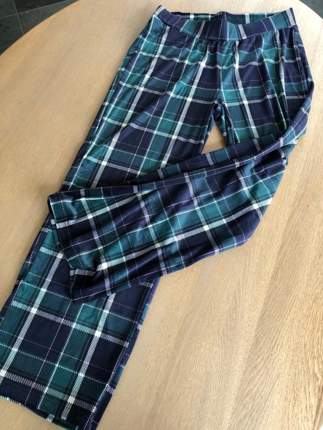 Warme pyjama's voor de winter