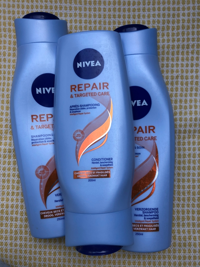 Repair & Targeted Care Shampoos en Conditioner van Nivea