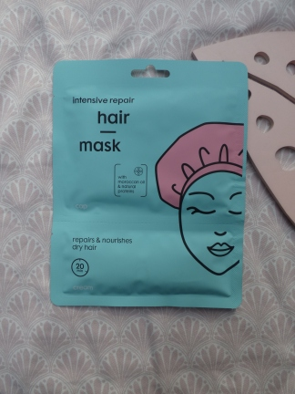 Intensive Repair Hair Mask van Hema