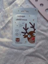 Rudolph Sheet Mask van Hema