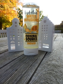 Hydrating Water Infusions Shower Gel van Original Source