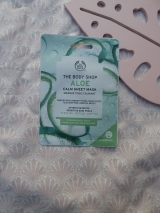 Aloë Calm Sheet Mask van The Body Shop
