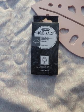 Charcoal Neusstrips van Kruidvat Originals