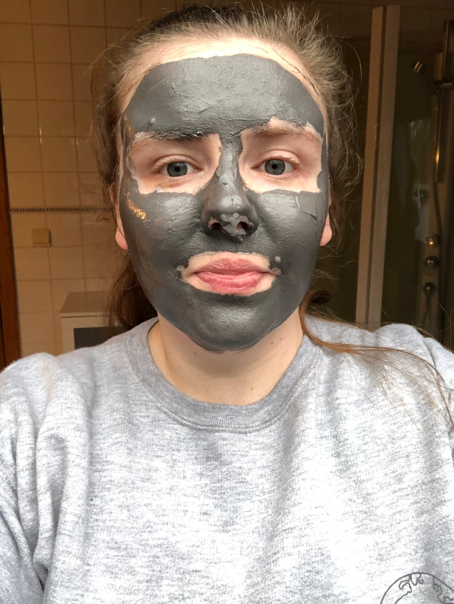 Dead Sea Clay Face Mask
