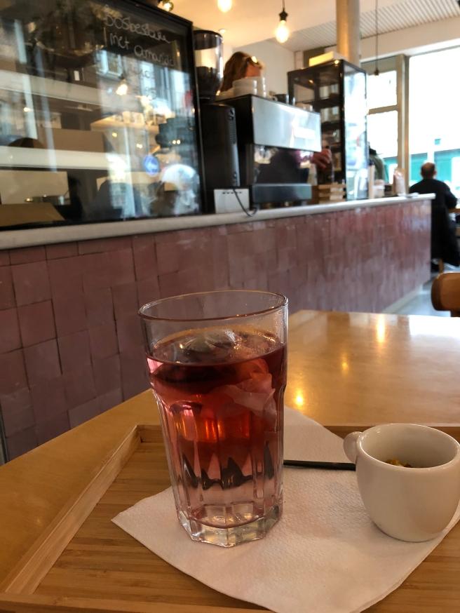 Thee Infusie van Rode vruchten | Kato Gateaux
