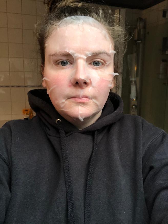 Urban Skin Natural Radiance 10 minutes Tissue Mask van Nivea