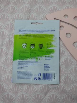 Urban Skin Detox 10 Minutes Tissue Mask van Nivea