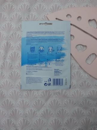 Urban Skin Hyaluron + Hydration 10 Minutes Tissue Mask van Nivea