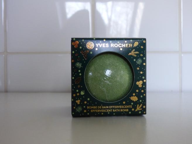 Hart van het Dennenwoud Bath Bomb van Yves Rocher