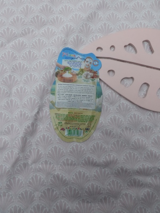 Dead Sea Sheet Mask van 7th Heaven