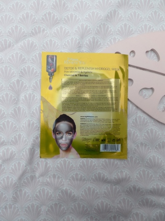 Detox & Replenish Hydrogel Mask van 7th Heaven