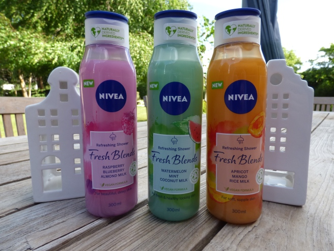 Fresh Blends Douchegels van Nivea