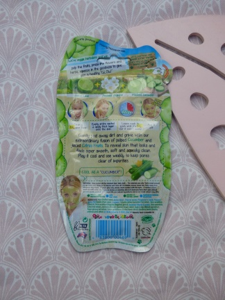 Cumcumber Peel Off Masker van 7th Heaven